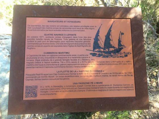 Sentier du Patrimoine /Luri