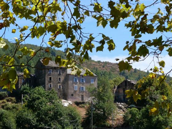 Morosaglia in der Castagniccia