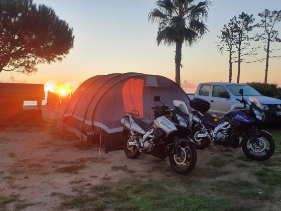 Campingplatz Merendella