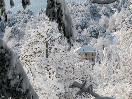 Winter im Fiumorbo 3
