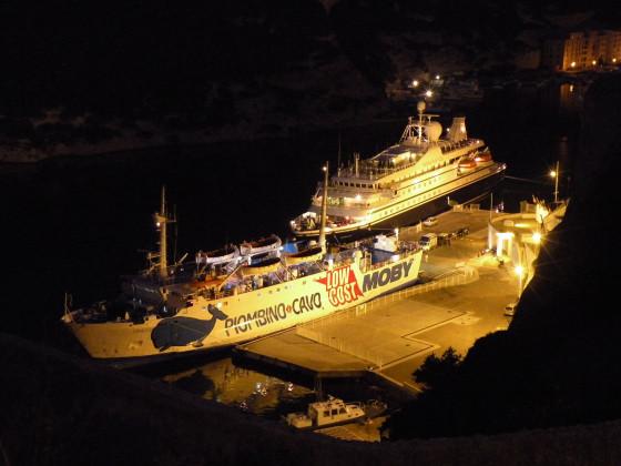 Bonifacio-bei-Nacht