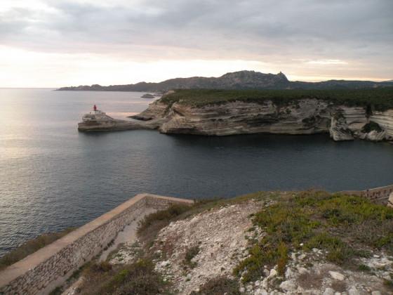 Aussicht-bei-Bonifacio