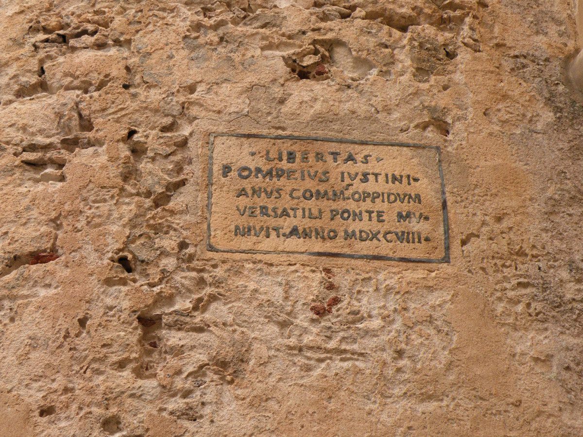 Inschrift-Bonifacio