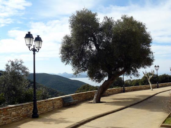 Farinole a.d.  D 333   Cap Corse