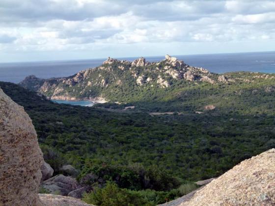 Rocher du Lion   Corse du sud