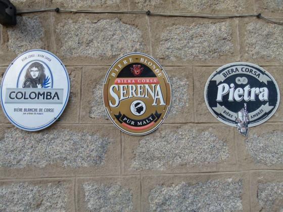 Korsische Biere