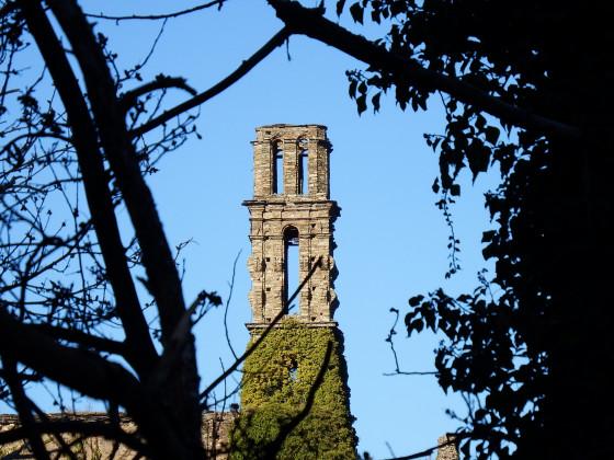Turm des alten Couvent d'Orezza