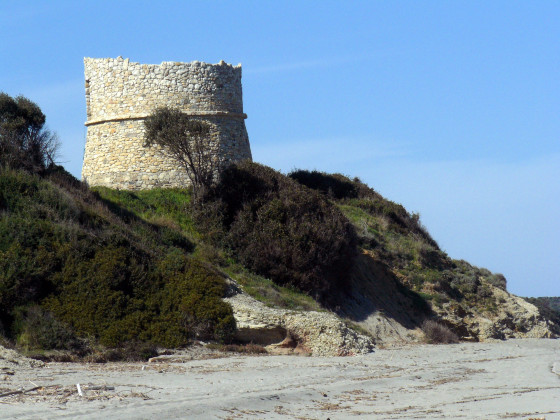 Turm Etang de Diana