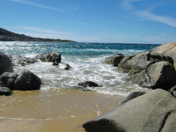 Bucht bei Algajola