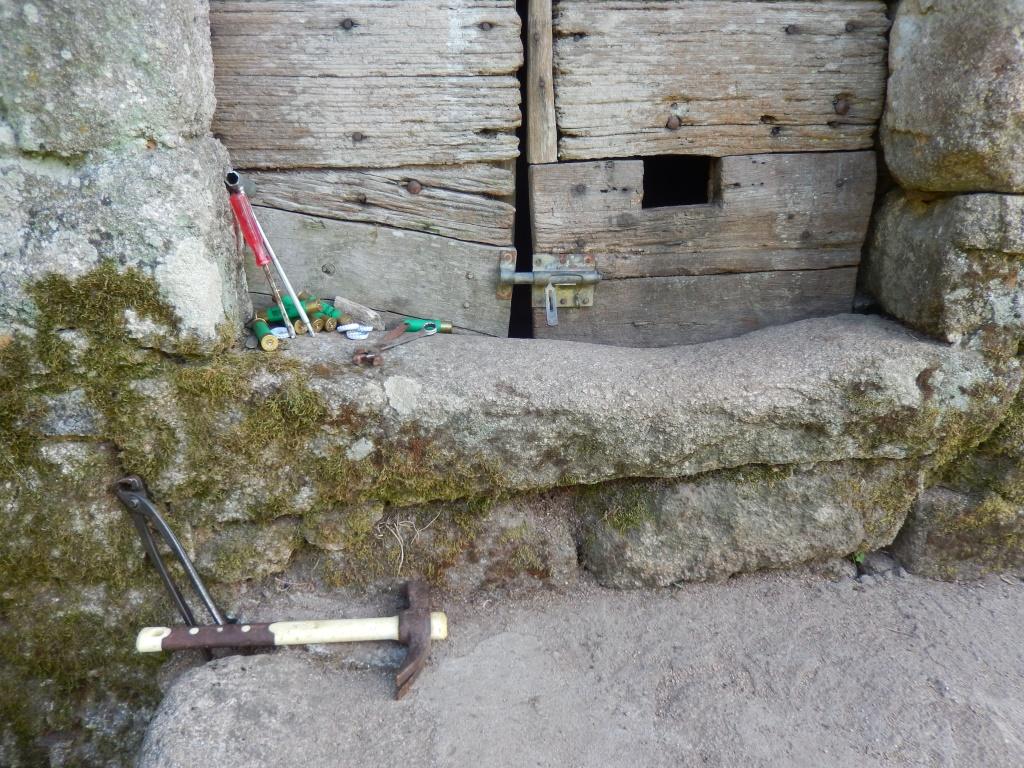 Ortsübliche Werkzeuge