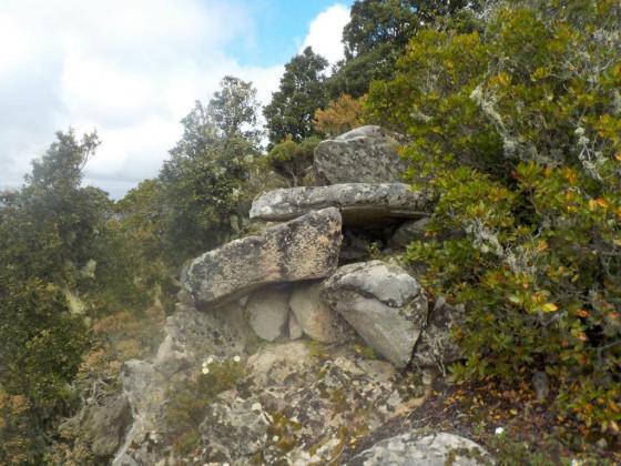 petit dolmen de San Sisto