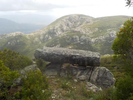 dolmen et Pastinaka