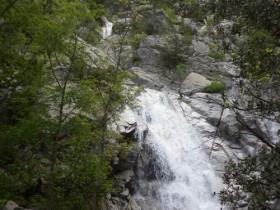 Cascade d´Ortala