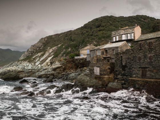 Marina de Scalo, Cap Corse
