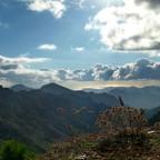 Col d'Eustache  Corse du sud