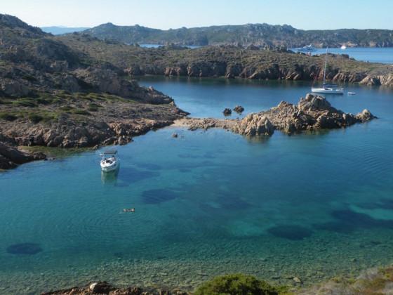 isola di Razzoli (Maddalenas)