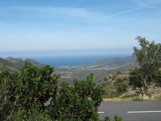 Bucht von l'Ostriccione