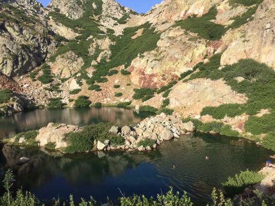 Lac de Bracca