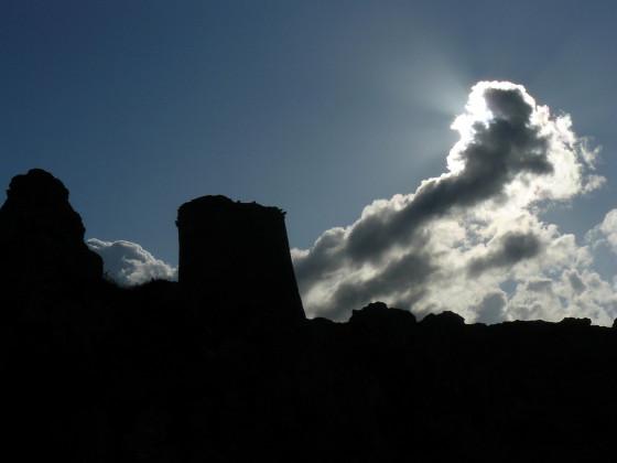 Turm von Ile Rousse