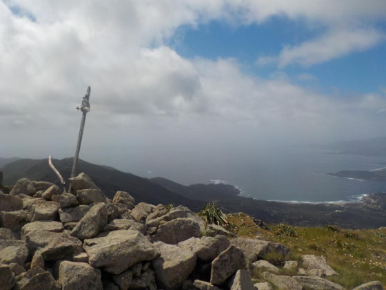 vue Punta San Sisto