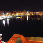 Ajaccio-bei-Nacht