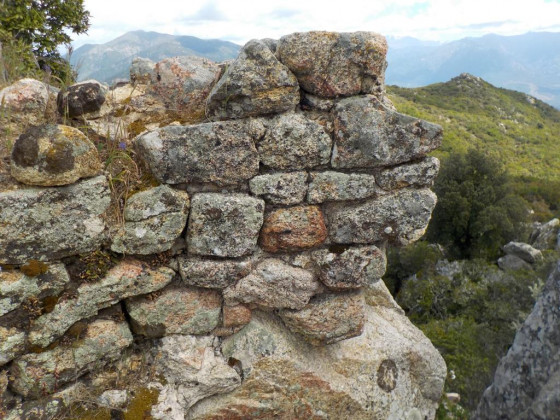 la tour de guet de Montalbi