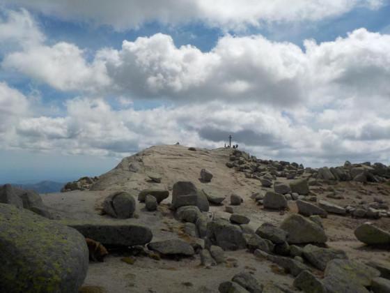 Gipfel L'Alcudina