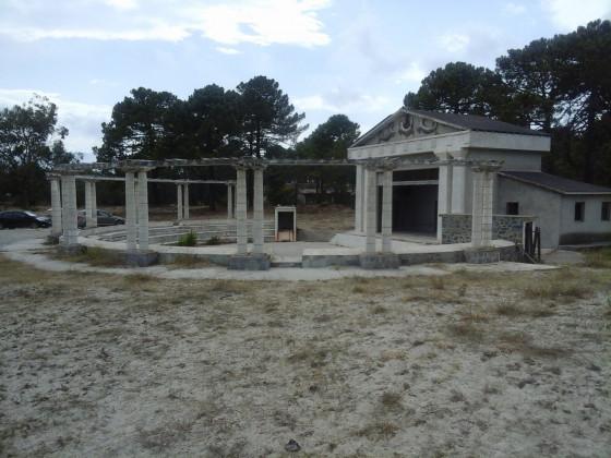 Casabianda, das Amphitheater.